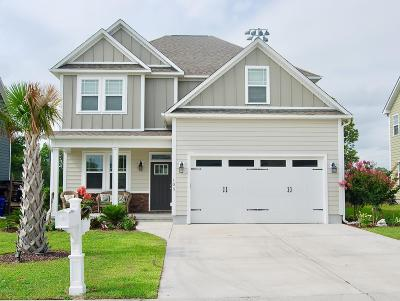 Single Family Home For Sale: 105 Abaco Drive E