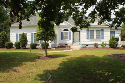 Shallotte Single Family Home Pending: 91 Country Club Drive