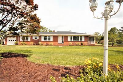 Castle Hayne Single Family Home For Sale: 9 Holland Drive