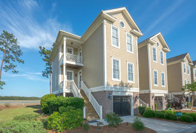 Rivers Edge Condo/Townhouse For Sale: 488 River Bluff Drive #1