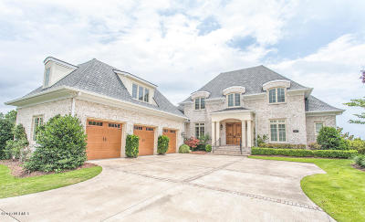 Wilmington Single Family Home For Sale: 8736 Bald Eagle Lane