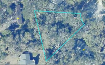 Pine Knoll Shores Residential Lots & Land For Sale: 108 W Olive Court