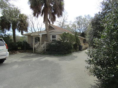 Brunswick County Commercial For Sale: 10251 Beach Drive SW