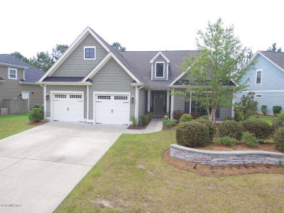 Brunswick County Single Family Home For Sale: 2041 Forest View Circle