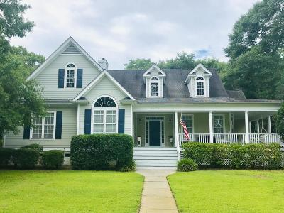 Brunswick County Single Family Home For Sale: 6072 Sullivan Ridge Road