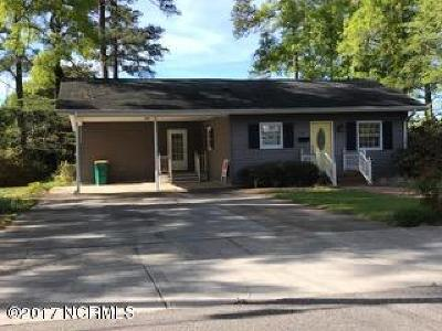 Whiteville Single Family Home For Sale: 113 W Lewis Street