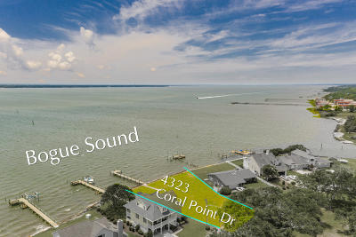 Morehead City Residential Lots & Land For Sale: 4323 Coral Point Drive