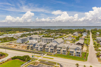 Atlantic Beach Condo/Townhouse For Sale: 2800 W Fort Macon Road #6