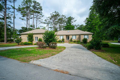 Beaufort Single Family Home For Sale: 316 Winding Woods Way