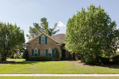 Magnolia Greens Single Family Home For Sale: 1114 Millstream Court