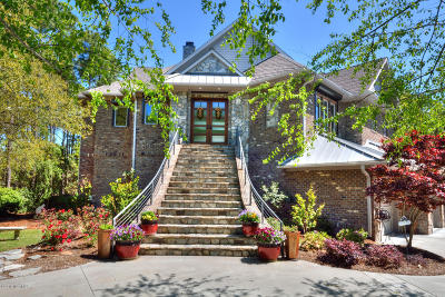 Southport Single Family Home For Sale: 3776 Bancroft Place
