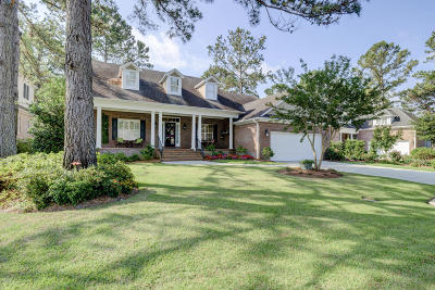 New Hanover County Single Family Home For Sale: 928 Wild Dunes Circle