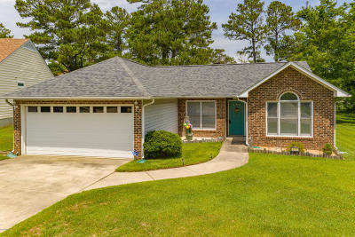 Morehead City Single Family Home For Sale: 602 Barbour Road