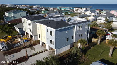 New Hanover County Condo/Townhouse For Sale: 213 S 4th Avenue #Unit 2