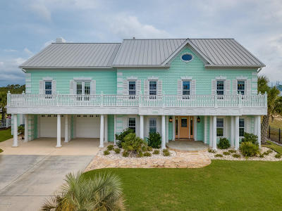 Holden Beach Island, Holden Beach Mainland Single Family Home For Sale: 144 Yacht Watch Drive
