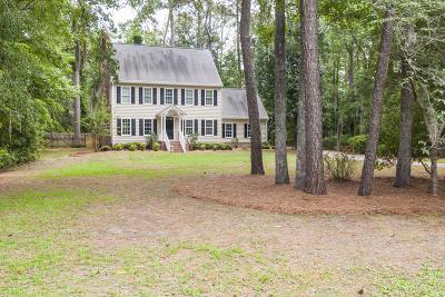 New Bern Single Family Home For Sale: 3303 Virgina Avenue Avenue