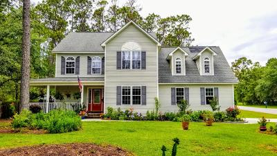 Hubert NC Single Family Home For Sale: $274,900