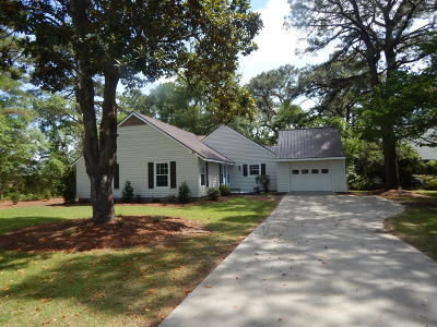 New Bern Single Family Home For Sale: 6002 Stern Court