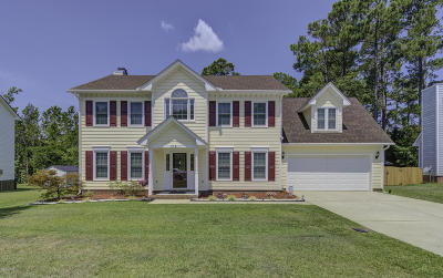 Single Family Home For Sale: 104 Peachtree Drive