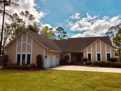 Oriental Single Family Home For Sale: 308-310 Whittaker Point Road