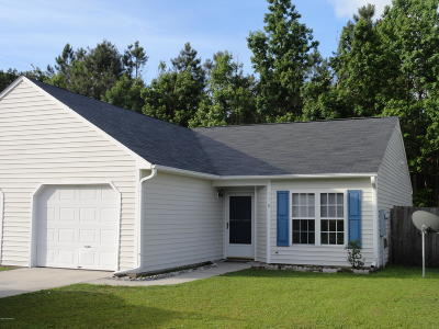 Havelock NC Single Family Home For Sale: $87,000