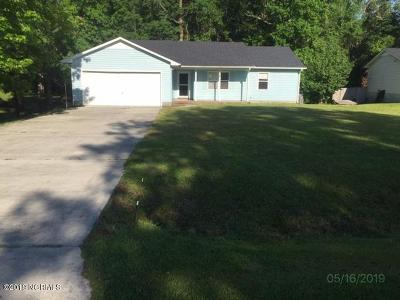 Onslow County Single Family Home For Sale: 216 S Creek Drive