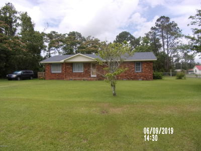 Beaufort Single Family Home For Sale: 121 Shell Landing Road
