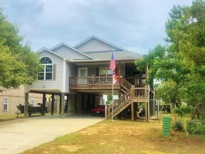 Oak Island Single Family Home For Sale: 118 NE 22nd Street