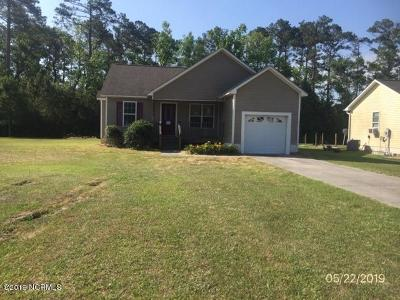 Single Family Home For Sale: 456 Woodland Drive