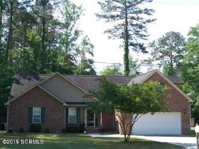Jacksonville Single Family Home For Sale: 1005 Greenway Drive