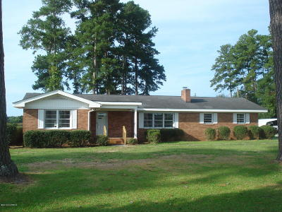 Farmville Single Family Home For Sale: 9047 W Marlboro Road