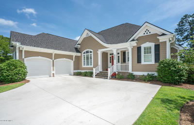 Brunswick County Single Family Home For Sale: 6595 Willowbank Place SW