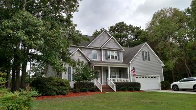 Wilmington Single Family Home For Sale: 7211 Oyster Lane