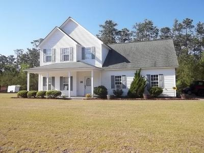 Havelock NC Single Family Home For Sale: $189,900
