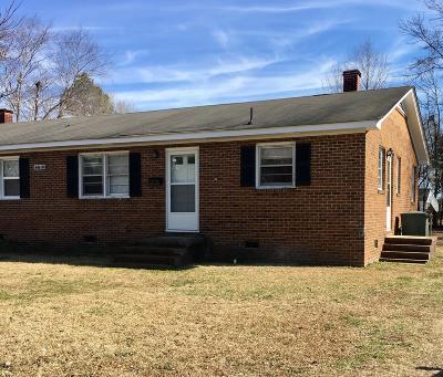 Ayden Rental For Rent: 4019 Laurinburg Street #B