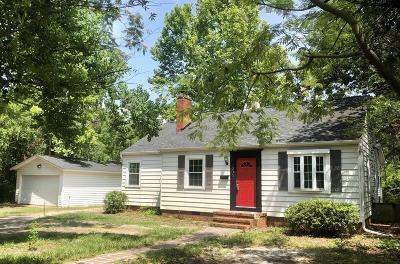 Wilmington NC Single Family Home For Sale: $235,000