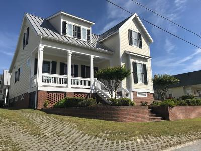 Swansboro Single Family Home For Sale: 210 S Water Street