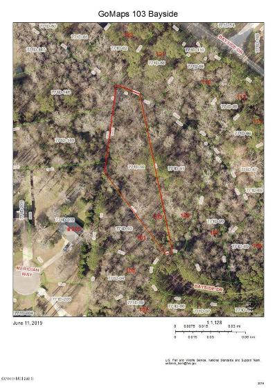 Sneads Ferry Residential Lots & Land For Sale: 103 Bayside Drive