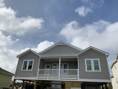 Brunswick County Single Family Home For Sale: 2912 E Pelican Drive