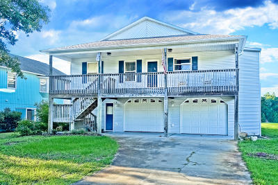28465 Single Family Home For Sale: 106 W Yacht Drive