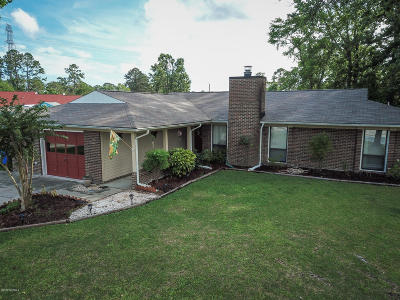 Brynn Marr Single Family Home For Sale: 115 Cherrywood Court