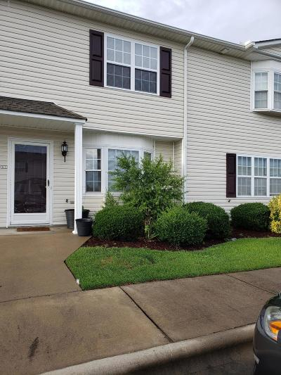 Winterville Condo/Townhouse For Sale: 1200 W Freeland Lane #K2
