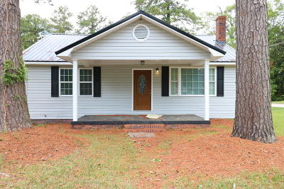 Whiteville NC Single Family Home For Sale: $114,900