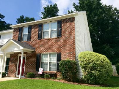 Greenville Condo/Townhouse For Sale: 3426 Westgate Drive