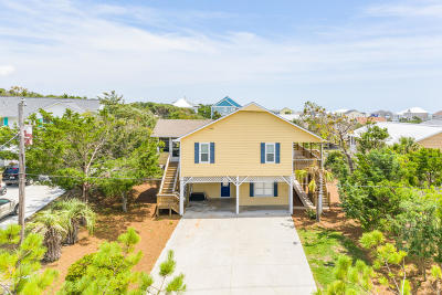 Emerald Isle Single Family Home For Sale: 104 Shell Drive