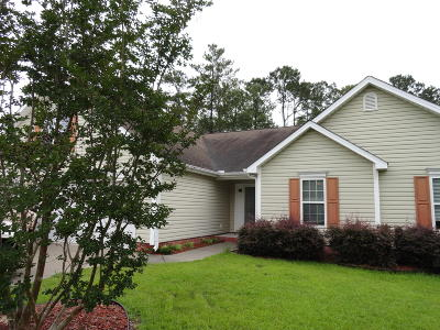 Havelock Single Family Home For Sale: 124 Tucker Creek Lane