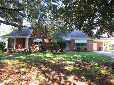 Jacksonville Rental For Rent: 454 NW Bridge Road