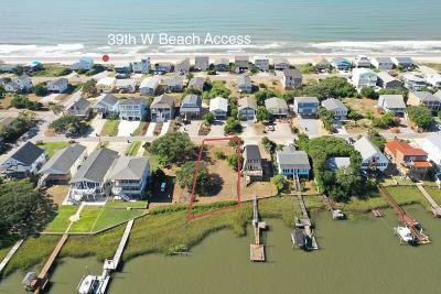 Oak Island Residential Lots & Land For Sale: 3912 W Dolphin Drive