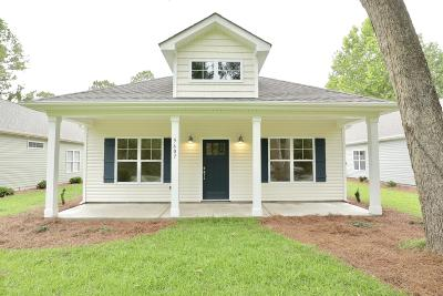 New Hanover County Single Family Home For Sale: 5607 Wrightsville Avenue