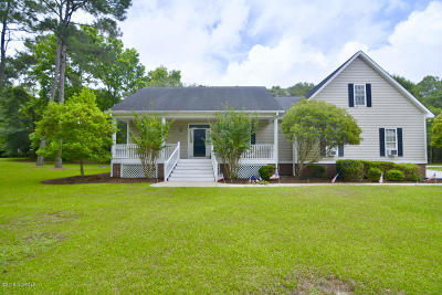 Brunswick County Single Family Home For Sale: 1284 Village Point Road SW